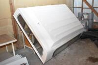 "Fiberglass Camper Top, late 70's & early 80's CHEV. ""square body"". PLEASE VIEW ALL PHOTOS - 4"