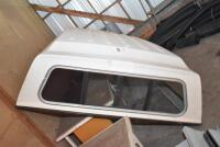 "Fiberglass Camper Top, late 70's & early 80's CHEV. ""square body"". PLEASE VIEW ALL PHOTOS - 9"