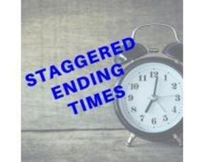 STAGGERED ENDING TIMES FOR THIS AUCTION - 30 LOTS CLOSE EVERY 15 MINUTES, STARTING AT 7:45 PM EDT, SUBJECT TO THE AUTO-EXTENDED BIDDING FEATURE.