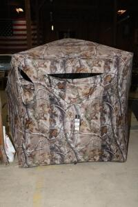 Camo Hunting Ground Blind