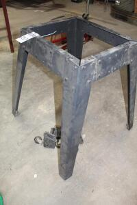 Table Saw / Work Bench Stand