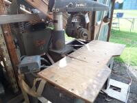 DEWALT Radial Arm Saw with Stand - Model # 3573 Serial # 4310063; 5-HP 230 Volt 3-Phase PLEAVE VIEW ALL PHOTOS - 23