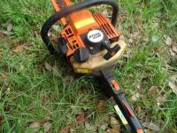 STIHL HS80 Double Sided Hedge Trimmer 33 in. Good Working Condition This gas-powered hedge trimmer boasts less weight and greater fuel efficiency - 3