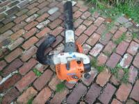 STIHL SH 56C Gas-Powered Shredder Vac/Leaf Blower; weighing 11.5 lbs. Two stroke engine with a fuel ratio 50:1 Easy 2 Start System Works Great! - 7