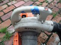 STIHL SH 56C Gas-Powered Shredder Vac/Leaf Blower; weighing 11.5 lbs. Two stroke engine with a fuel ratio 50:1 Easy 2 Start System Works Great! - 9