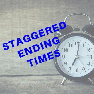 STAGGERED ENDING TIMES FOR THIS AUCTION - 45 LOTS WILL CLOSE EVERY 15 MINUTES, STARTING AT 6:00 PM EST, SUBJECT TO THE AUTO-EXTENDED BIDDING FEATURE.