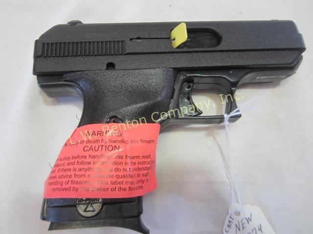 HI POINT C9 9MM PISTOL - Current price: $145