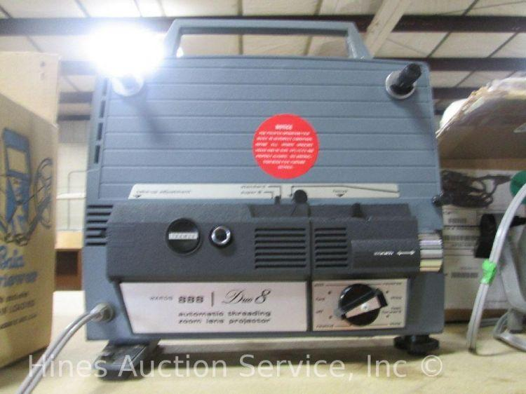 Wards 888 Duo 8 zoom automatic 8mm projector - Current price