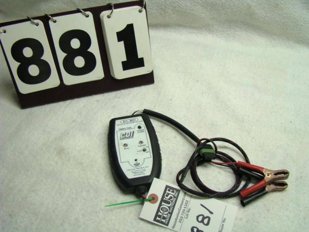 Optical Sensor Tester, P/N 511-4017 - Current price: $15