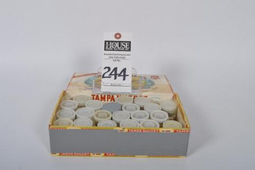 Exceptional group of vintage collectible ammunition with