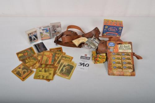 Wonderful assortment of vintage collectible items, including