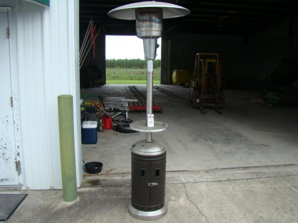 Outdoor Patio Heater Portable Propane Heater Includes 5 Gal